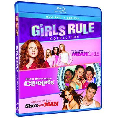 girls rule blu ray