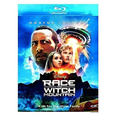 race to witch mountain blu ray
