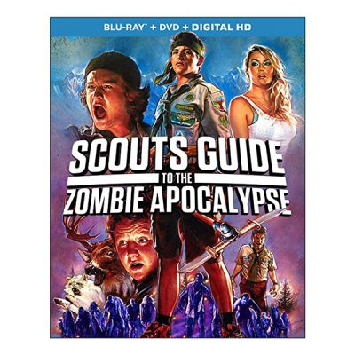 scouts blu ray
