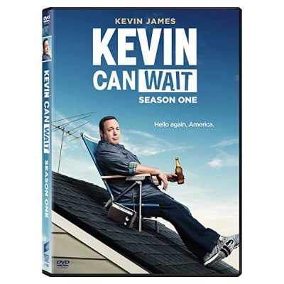 Kevin can wait dvd